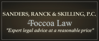 Toccoa Law